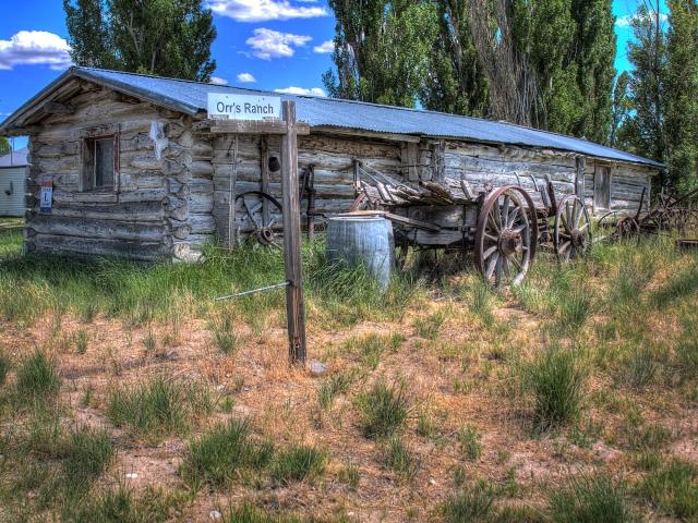 Orr's Ranch, Dugway, Utah
