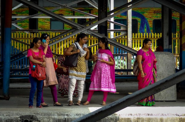 Women on Platform