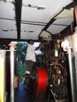 Steam Loco Footplate