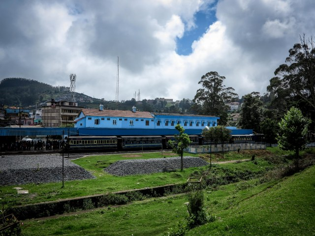 Ooty Station