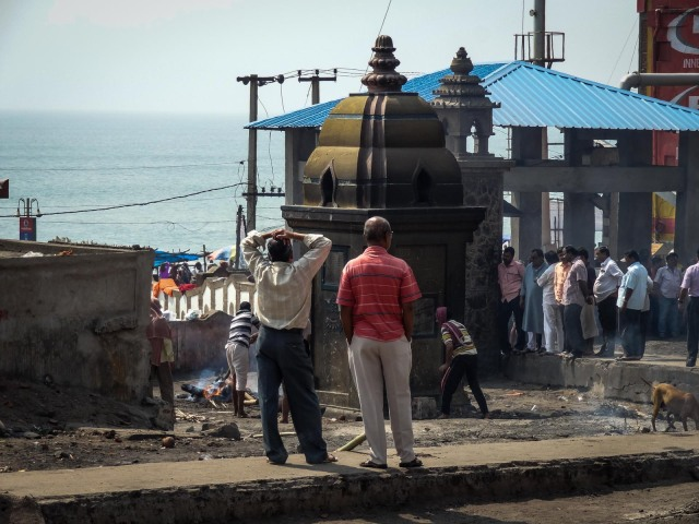 Cremation Ground, Puri