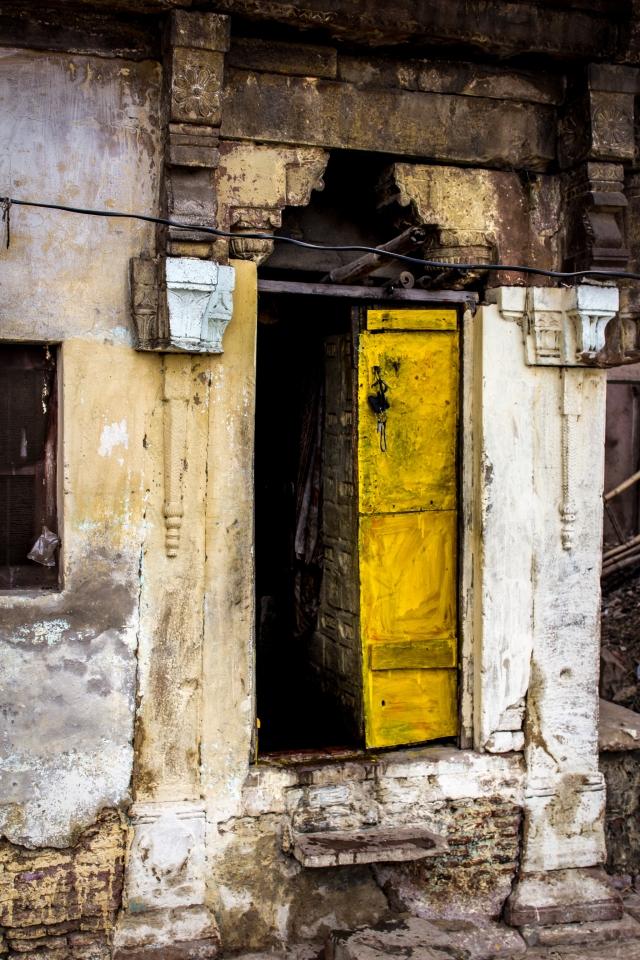 Door - Varanasi