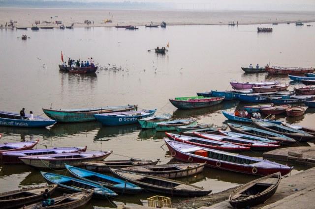 Varanasi - -2473