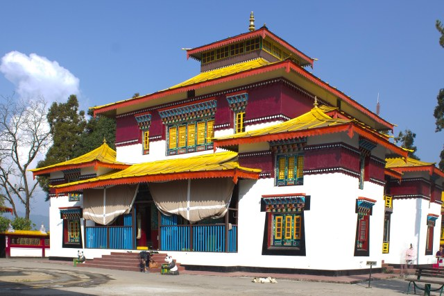 Gantok Monastery-
